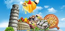 意大利海鲜美食节